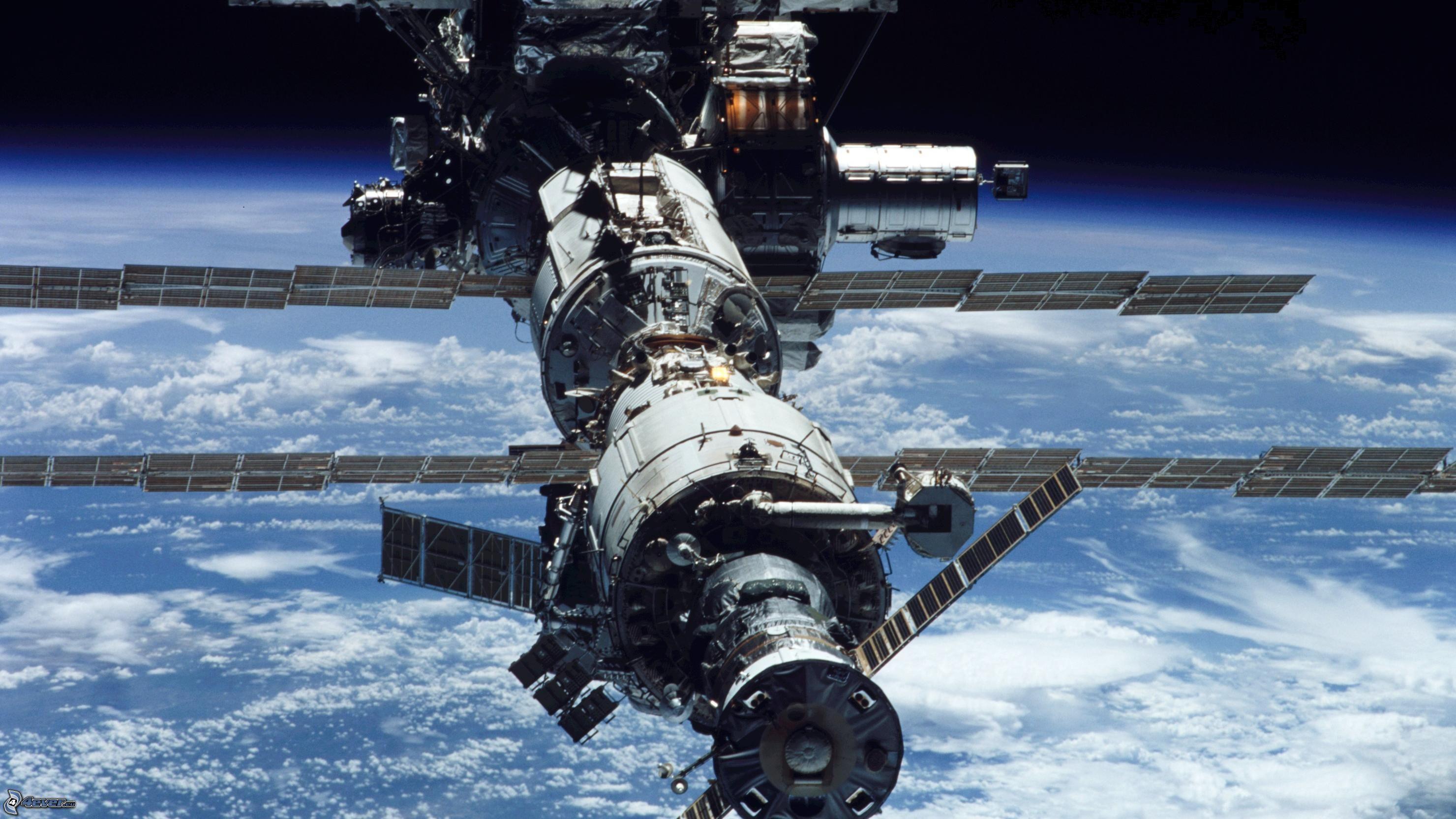 international space station nasa - HD2960×1665